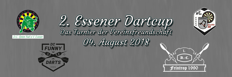 2. Essener Dartcup