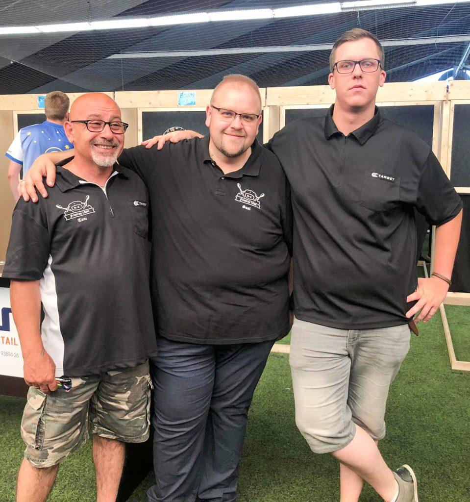 Toni, Gusi und Iceman